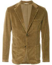 Massimo Alba - Textured Blazer - Lyst