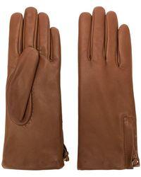 Filippa K - Side Zipped Gloves - Lyst