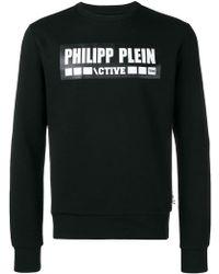 Philipp Plein - Camouflage Sweatshirt - Lyst