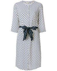 Bellerose - Polka Dot Shirt Dress - Lyst