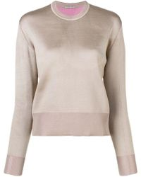 Bottega Veneta - Loose Fitted Sweatshirt - Lyst