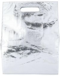 Helmut Lang - Freezer Bag - Lyst