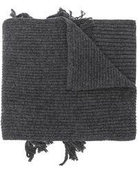 MICHAEL Michael Kors - Knit Tassel Scarf - Lyst