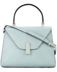 Valextra - Trapeze Tote Bag - Lyst