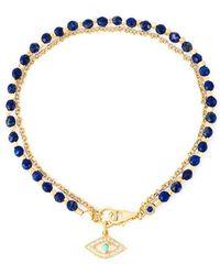 Bracelet Mal Biographie Oeil - Astley Métallique Clarke T789a9