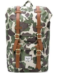 Herschel Supply Co. - Little America Men's Backpack In Multicolour - Lyst