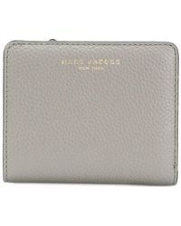 Marc Jacobs - Gotham Mini Compact Wallet - Lyst
