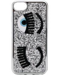 Chiara Ferragni - Blinking Eye Iphone 8 Case - Lyst