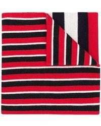 Tommy Hilfiger - Striped Scarf - Lyst