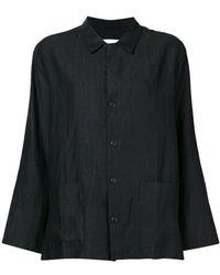 Reality Studio - Oversized Shirt Jacket - Lyst