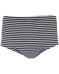Osklen - Striped Swimming Trunks - Lyst