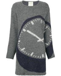 Stephan Schneider - Oversized Clock Jumper - Lyst