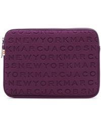 Marc Jacobs - Logo Tablet Case - Lyst