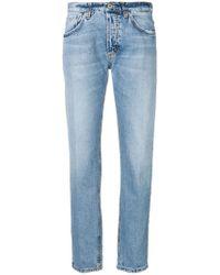 Dondup - Carrot-fit Fix Jeans - Lyst