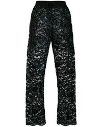 Ashish - Sequined Tulle Trousers - Lyst