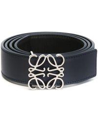 Loewe Anagram Buckle Belt