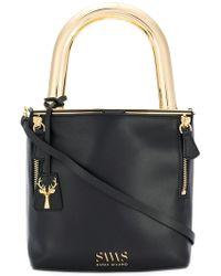 SAVAS - Lucchetto Handbag - Lyst