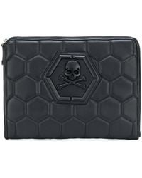 Philipp Plein - A Diamond In The Rough Clutch - Lyst