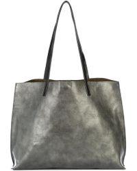 B May - Metallic Tote Bag - Lyst