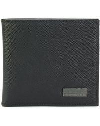 Fefe - Saffiano Bifold Wallet - Lyst