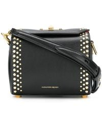 Alexander McQueen - Box Bag - Lyst