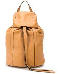 Loewe - Slouchy Backpack - Lyst