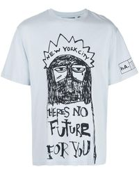 d2c6b6c44 Gucci - Future Print T-shirt - Men - Cotton/polyester - L for Men - Lyst