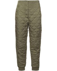 Proenza Schouler - Pswl Quilted Pant - Lyst