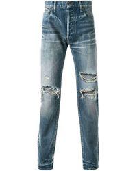 HL Heddie Lovu - Ripped Jeans - Lyst