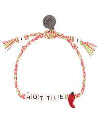 Venessa Arizaga - 'hottie' Bracelet - Lyst