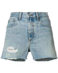Rag & Bone - Justine Denim Jeans - Lyst