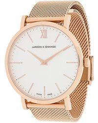 Larsson & Jennings - Часы 'ljxii Lugano' 40 Мм - Lyst
