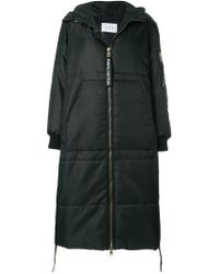 Forte Couture - Oversized Padded Coat - Lyst