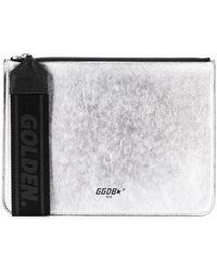 Golden Goose Deluxe Brand - Flat Clutch Bag - Lyst
