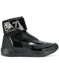 EA7   Patent Space Boots   Lyst