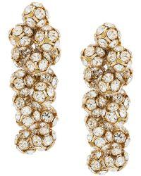 Ca&Lou | Eva Crystal Earrings | Lyst