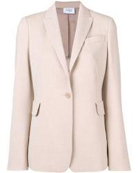 Akris Punto Tailored Suit Jacket - Natural