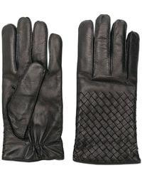 Bottega Veneta - Leather Gloves - Lyst