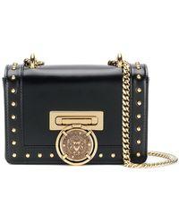 Balmain - Mini Box Flap Bag - Lyst