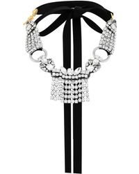 Rada' - Embellished Necklace - Lyst