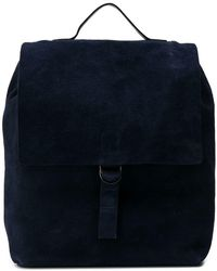 Marsèll - Suede Backpack - Lyst