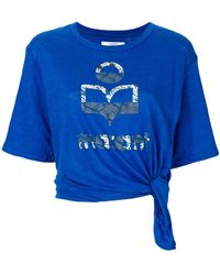 Étoile Isabel Marant - Kuata T-shirt - Lyst