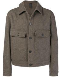 Lemaire - Boxy Jacket - Lyst