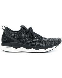 eca6fb5ae680 Reebok Black Workout Plus Mcc Suede Sneakers in Black for Men - Lyst