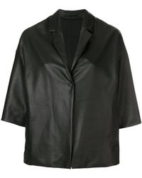 Salvatore Santoro - Cropped Jacket - Lyst