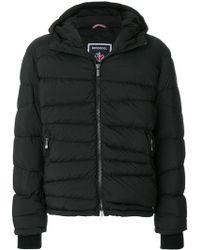 Rossignol - Padded Hooded Jacket - Lyst