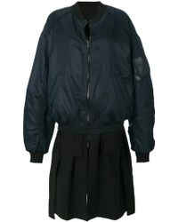 Juun.J - Two Piece Bomber Jacket - Lyst