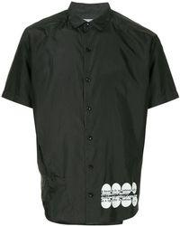 Kolor - Shortsleeved Printed Shirt - Lyst