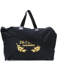DSquared² 24-7 Star Weekender Bag