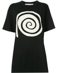 Tu Es Mon Tresor - Spiral T-shirt - Lyst